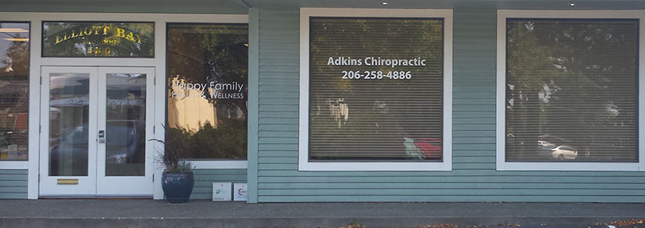 West Seattle, WA Adkins Chiropractic